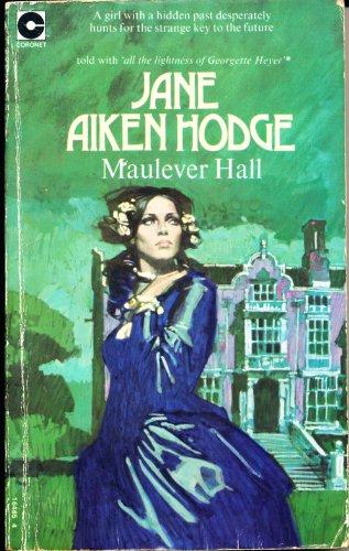 Maulever Hall (Coronet Books): Hodge, Jane Aiken
