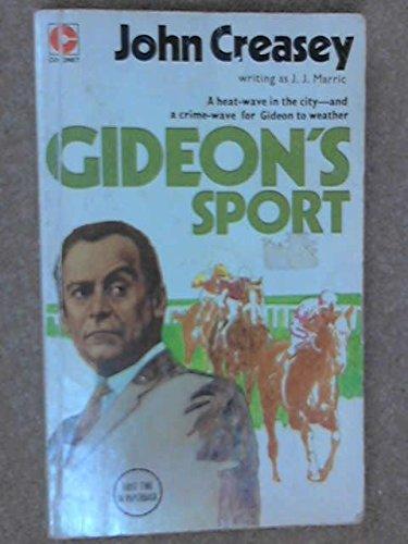 Gideons Sport: Creasey