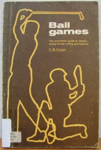 9780340167229: Physics of Ball Games: Part I: 1