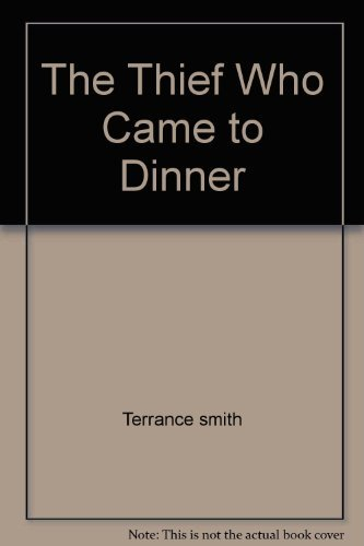 9780340168219: THE THIEF WHO CAME TO DINNER - A Webster Daniels Mystery