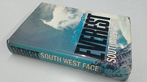 9780340169728: Everest South West Face