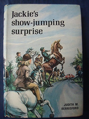 9780340172018: Jackie's show-jumping surprise.