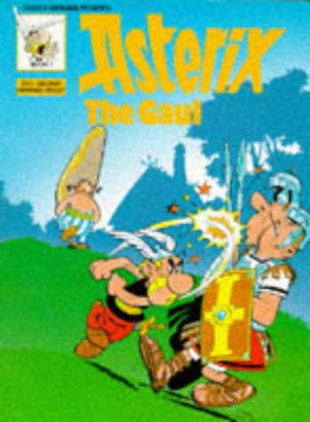 9780340172100: ASTERIX THE GAUL (ASTERIX LE GAULOIS EN ANG (Classic Asterix paperbacks)