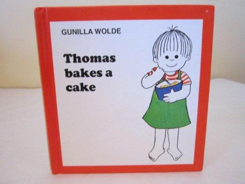 9780340172124: Thomas Bakes a Cake