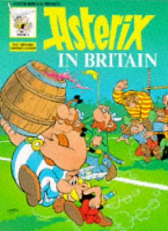 9780340172216: Asterix in Britain (version anglaise)