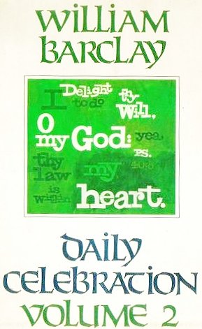 9780340172414: Daily Celebration, Vol. 2