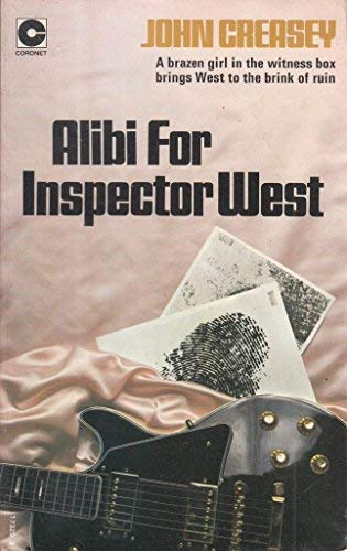 9780340173206: Alibi for Inspector West
