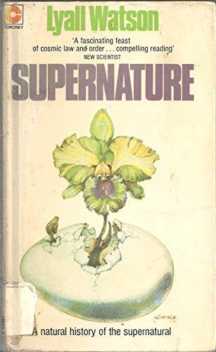 9780340173688: Supernature