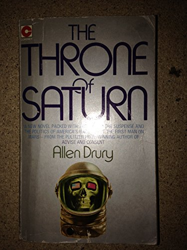 9780340174197: The Throne Of Saturn: A Novel Of Space And Politics.