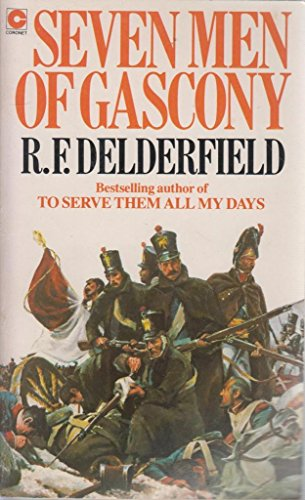 9780340174203: Seven Men of Gascony (Coronet Books)