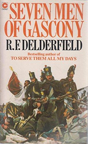 9780340174203: Seven Men of Gascony