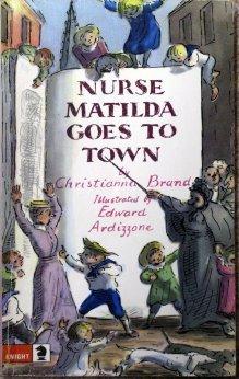Nurse Matilda Goes to Town (Knight Books)