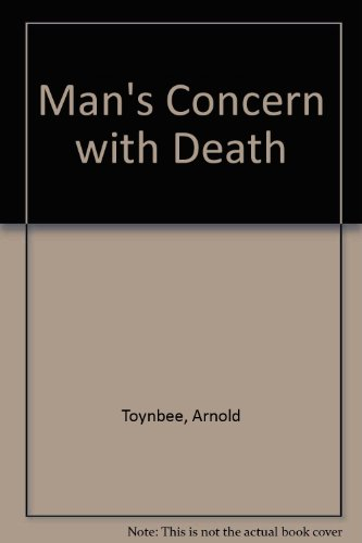 9780340174777: Man's Concern with Death