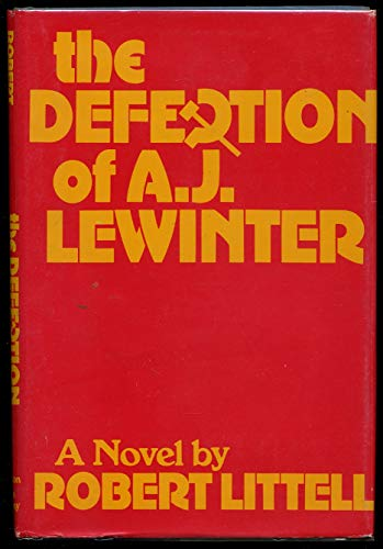 9780340176368: Defection of A.J.Lewinter