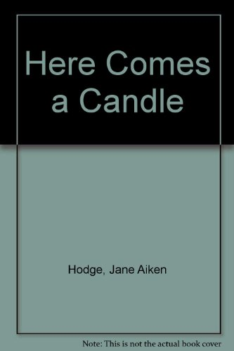 9780340177648: Here Comes a Candle
