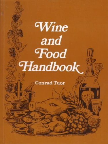 9780340179062: Wine and Food Handbook: Aide Memoire du Sommelier