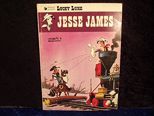 9780340179239: Jesse James (Lucky Luke)