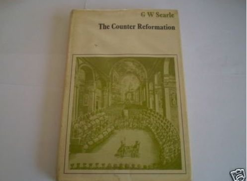 9780340181256: Counter Reformation (London Historical Studies)