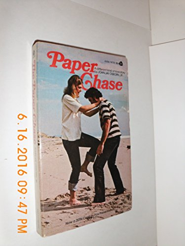 9780340182291: The Paper Chase