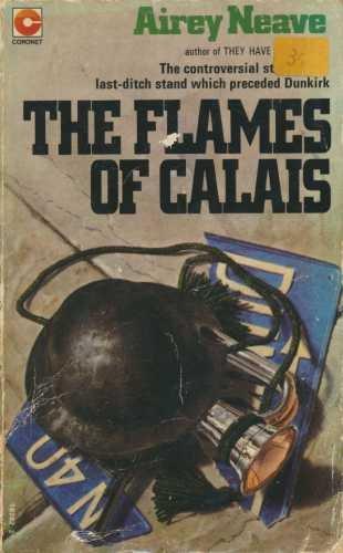 9780340182826: Flames of Calais (Coronet Books)