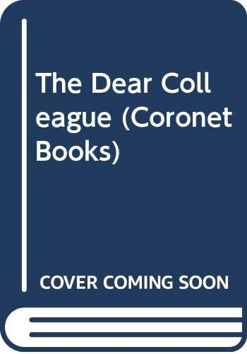 9780340182932: The Dear Colleague (Coronet Books)