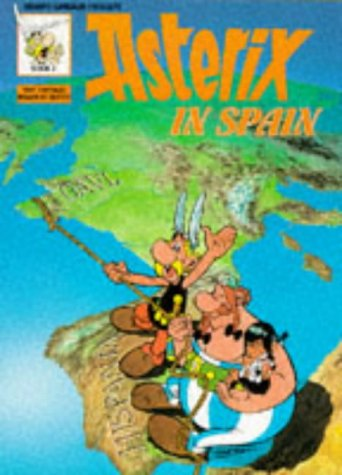 9780340183267: Asterix in Spain (Classic Asterix Paperbacks)