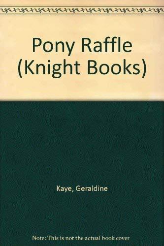9780340184295: The Pony Raffle