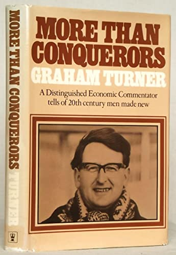 More than conquerors (9780340184783) by Turner, Graham
