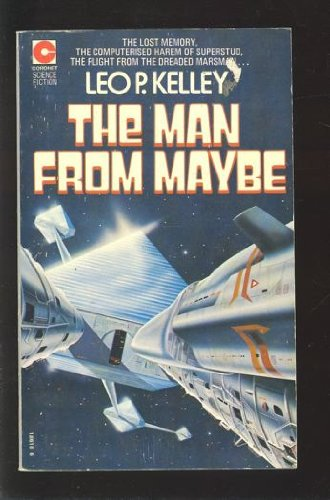 9780340186183: Man From Maybe, The