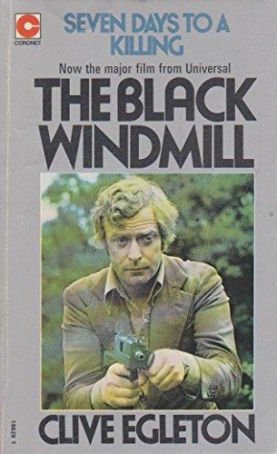 The Black Windmill: Egleton, Clive