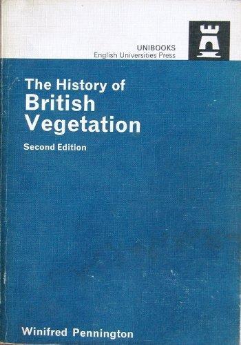 9780340186664: History of British Vegetation (Unibooks)