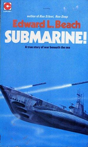 9780340186886: Submarine (Coronet Books)