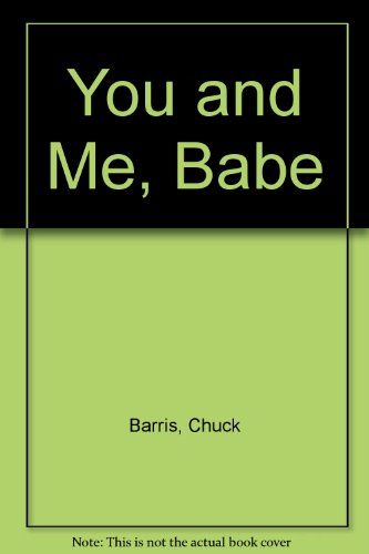 9780340187029: You and Me, Babe
