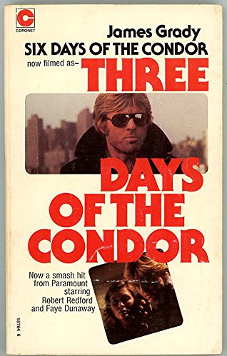 9780340187647: Six Days of the Condor