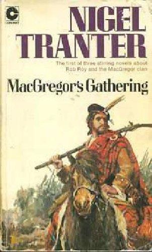 MacGregor's Gathering (First Book #1 / One: Tranter, Nigel.