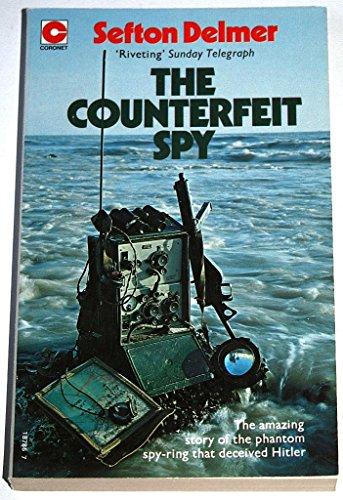 9780340187869: Counterfeit Spy (Coronet Books)