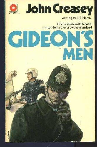 9780340188033: Gideon's Men