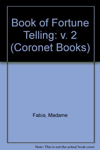 9780340188217: Book of Fortune Telling: v. 2 (Coronet Books)
