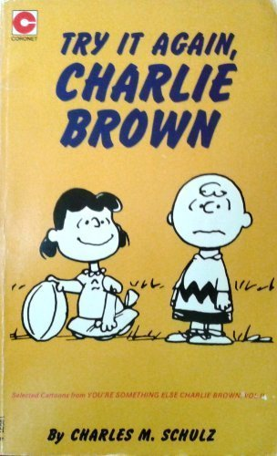 9780340188316: Try it Again, Charlie Brown # 39