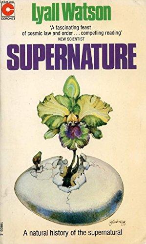 9780340188330: Supernature (Coronet Books)