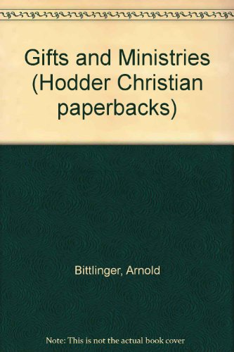 9780340189542: Gifts and Ministries (Hodder Christian paperbacks)