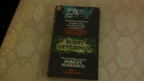9780340189894: Burnt Offerings (Coronet Books)