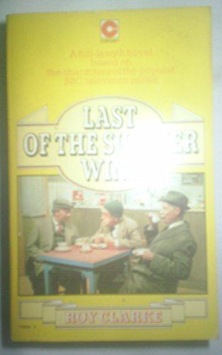 9780340189948: Last of the Summer Wine (Coronet Books)