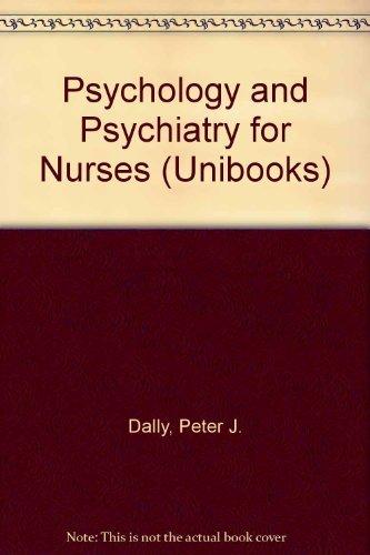 9780340190647: Psychology and Psychiatry for Nurses (Unibooks)