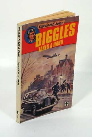 9780340190883: Biggles Takes a Hand (Knight Books)