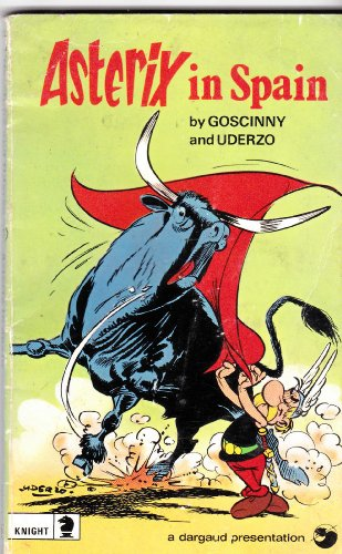 9780340191033: Asterix in Spain