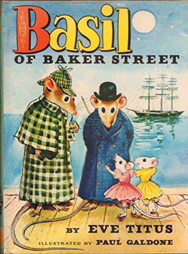 9780340191224: Basil of Baker Street