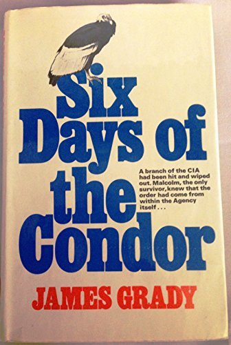 9780340191279: Six days of the Condor