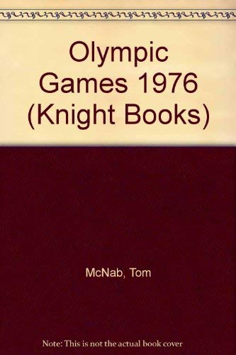 9780340191644: Olympic Games 1976 (Knight Books)