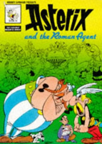9780340191682: Astérix and the Roman Agent (version anglaise)